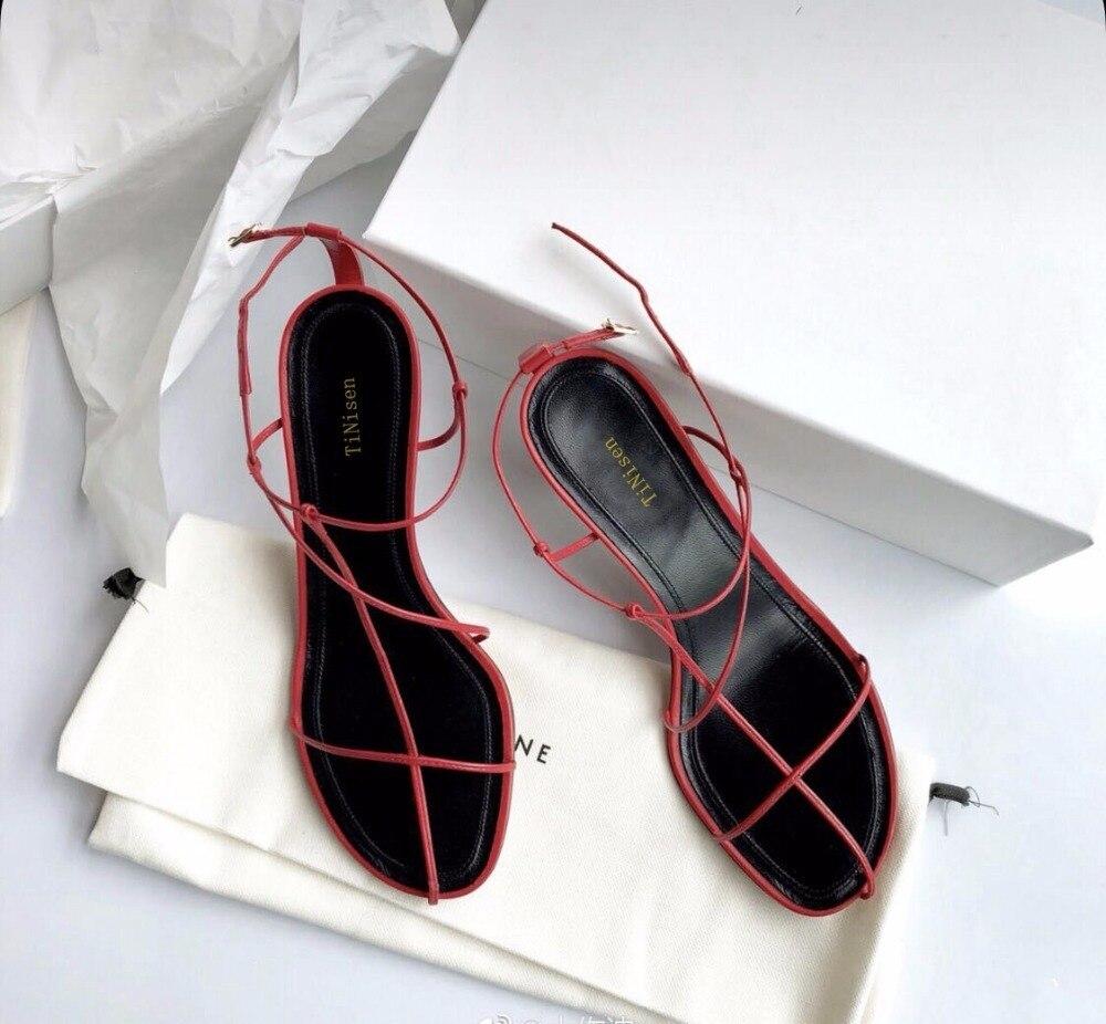 Y Mujeres Verano Calidad Señoras 39 2018 34 De Sexy Interna Hueco Cuero Tacón Externa Sandalias Tamaño Zapatos Tacones Alto La Las 6nq06Rxr