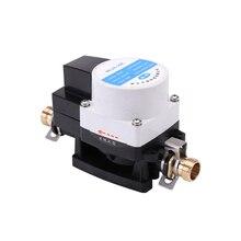 15~ 20 л/мин 10 м~ 13 м 220 В бытовой немой бустер насос для водопроводного трубопровода/нагревателя с автоматическим переключателем потока, горячей и холодной воды