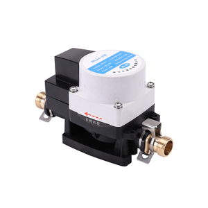 15~20L/min 10M~13M 220V Household Mute Booster Pump For Tap Water Pipeline/Heater With Automatic Flow Switch,Hot and cold water(China)
