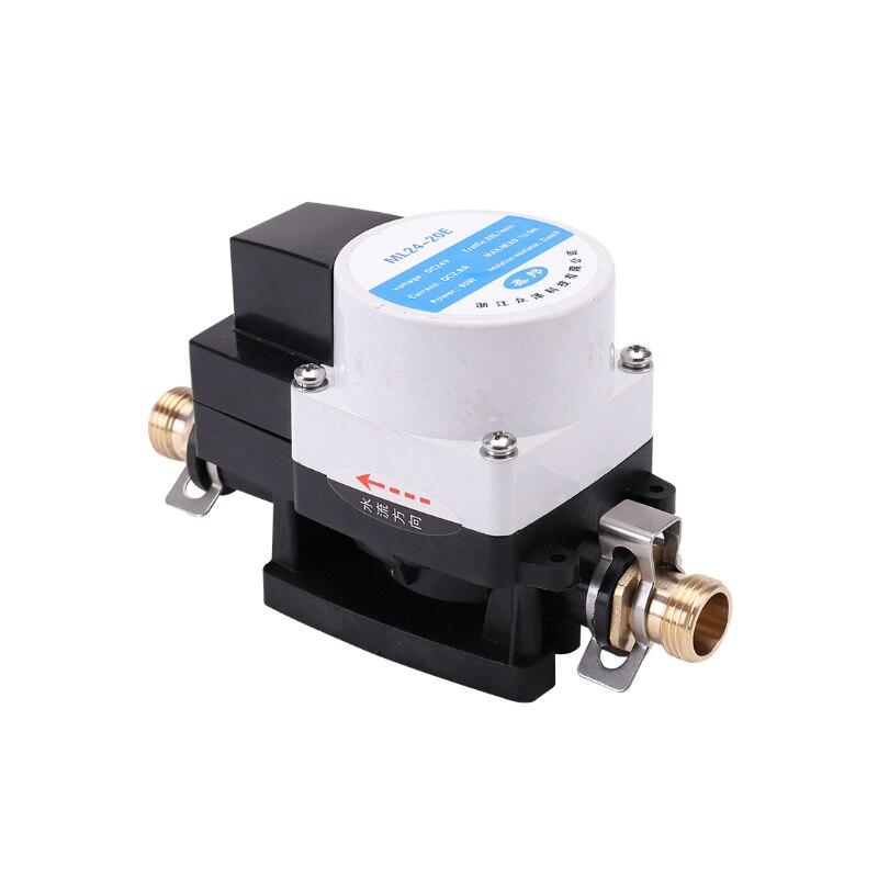 (sicherheit Spannung 24 V) 220 V Haushalt Stumm Booster Pumpe Für Wasserhahn Wasser Pipeline/heizung Mit Automatische Fluss Schalter, Heiße Und Kalte Wasser