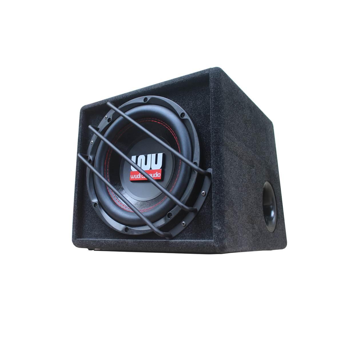 10 дюймов 1200 Вт автомобильный сабвуфер Мощный сабвуфер автомобильный динамик Авто супер бас автомобильный аудио динамик активный сабвуфер