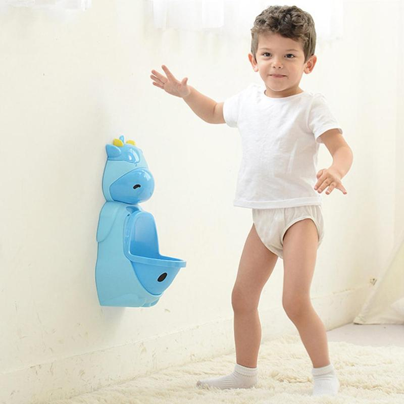 Wall Moun Baby Boy Potty Toilet Training Stand Vertical Urinal Pee Trainer