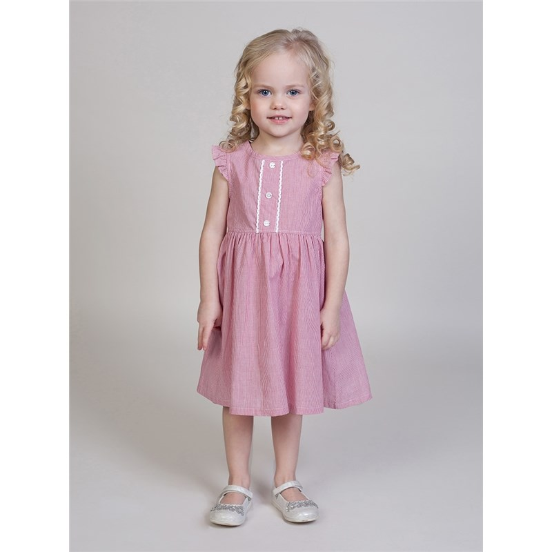 Dresses Sweet Berry Textile dress for girls children clothing kids clothes baby girls dress floral print sleeveless summer dresses 2017 new fashion kids clothing flower a line princess frocks 3 10y gd111