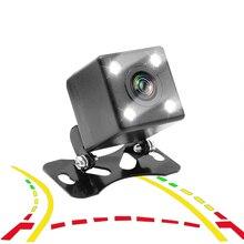 Автомобильная камера заднего вида, интеллектуальная динамическая траектория движения, камера заднего вида HD 170 градусов, камера заднего вида
