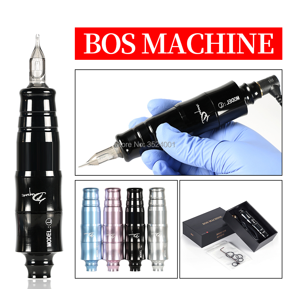 Tattoo machine Rotary Pen Hybrid Permanent Makeup Tattoo Machine Strong Quiet Motor Supply Free Delivery