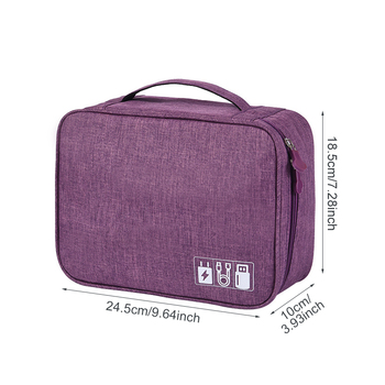 Travel Cable Bag 1