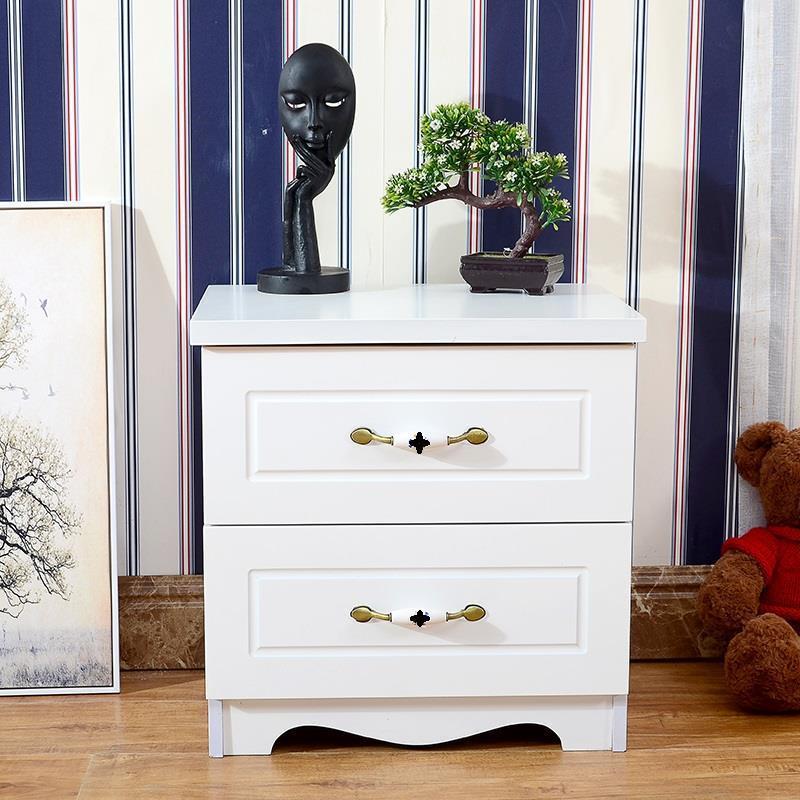 Armoire Chambre Side Table Mobili Per La Casa European Wood Quarto Bedroom Furniture Cabinet Mueble De Dormitorio Nightstand in Nightstands from Furniture
