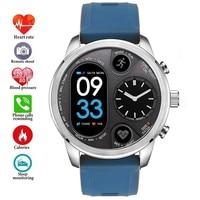 COXRY Sport Watches For Men Watch Smart Bracelet Blood Pressure Measurement 50M Waterproof Fitness Heart Rate Monitor Smartwatch