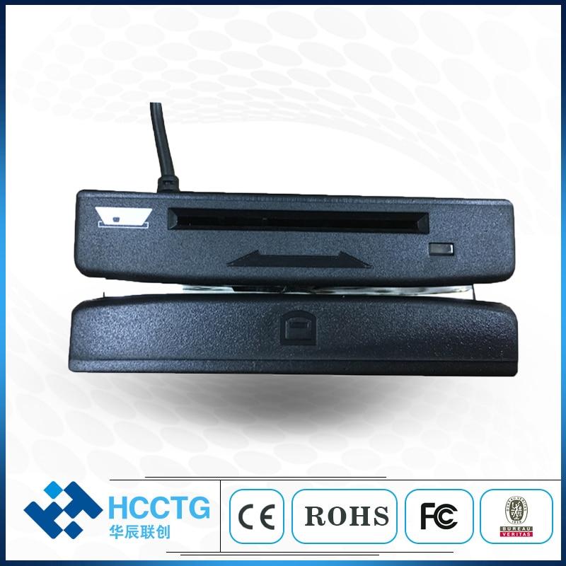 Мин USB считыватель магнитных карт HCC100 дешевая цена