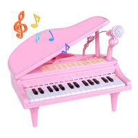 Children Keyboard Boys Girls Fingers Kids Music 31 Keys Gift Infant Playing Educational Electronic Piano Baby Toys