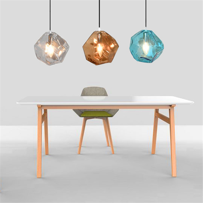 Vintage LED Color Pendant Lights Lighting Glass LED Pendant Lamps Loft Industrial Hanging Lamp Lustre Kitchen Fixtures LuminaireVintage LED Color Pendant Lights Lighting Glass LED Pendant Lamps Loft Industrial Hanging Lamp Lustre Kitchen Fixtures Luminaire