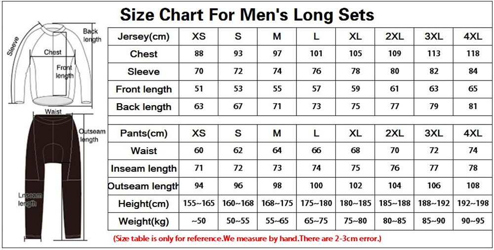 2019 New Men women Padded Cycling Long Bicycle Bib Pants High quality 5D Gel Pad Bike Tights Mtb Ropa Pantalon Ciclismo Invierno in Cycling Pants from Sports Entertainment