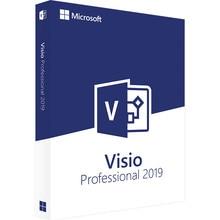 Microsoft Office Visio Professional 2019 Per Finestre Digital Delivery Licenza 1 Utente