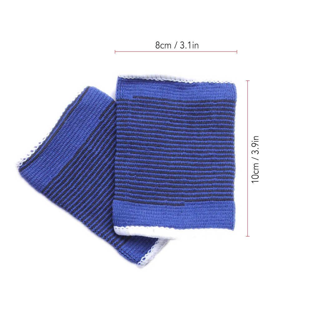2 шт. напульсники спортивные нарукавные повязки эластичный браслет для теннис баскетбол скобка запястье Защитная обертка для поднятия веса