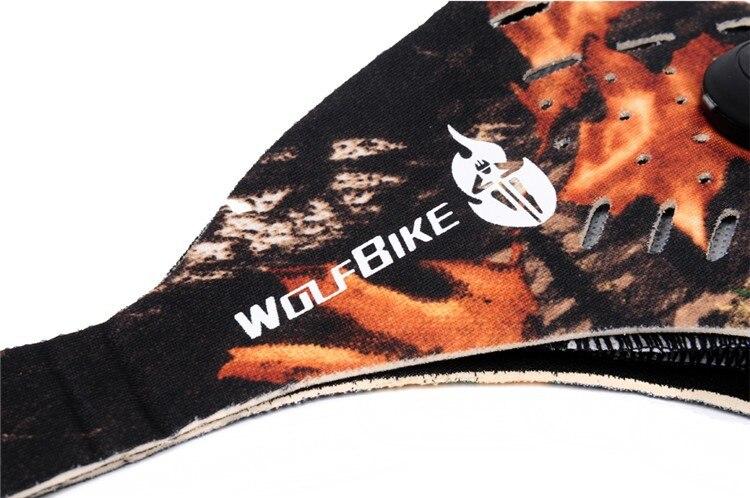WOSAWE Для мужчин мотоцикл маска для лица Открытый мотоциклетный шлем капюшон Лыжный Спорт маска ветрозащитный пыле анти загрязнения воздуха маска
