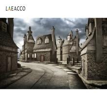 цены на Laeacco Blear Old Castle Buildings Backdrop Photography Backgrounds Customized Photographic Backdrops For Photo Studio в интернет-магазинах