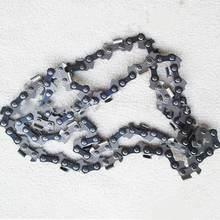 Замена бензопила цепь для пилы 16 дюймов 54/58/64 диск 3/8 с резьбой 0,050 дюймовая цепная пила мельница