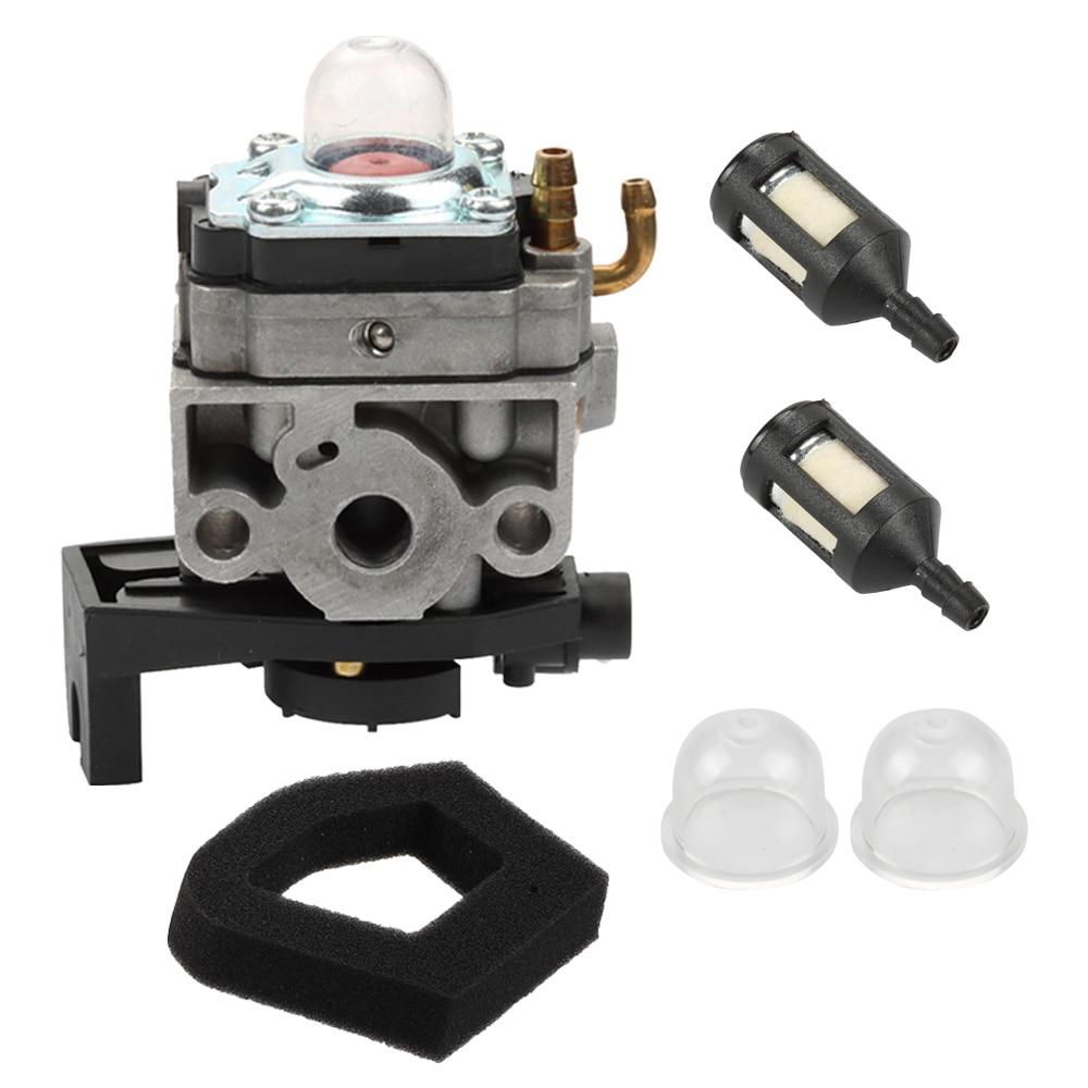 Carburetor Fuel Filter Primer Bulbs For Honda GX35 HHT35 HHT35S Engine Trimmer Brushcutter Generator 16100-Z0Z-034
