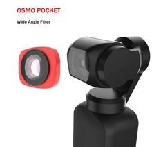 EastVita Optical Wide Angle Filter for DJI OSMO POCKET Accessories CPL 12.5X STAR ND16 Camera Set