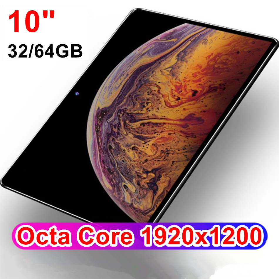 Worldside 4G FDD LTE 10 inch Octa Core Tablet Pc With Mobile Phone 2 in 1 android tablet 32GB/64GB 1920x1200 IPS 10 10.1