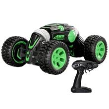 Rc Car 4Wd Double-Sided 2.4Ghz One Key Transformation All-Terrain Vehicle Climbing Car Remote Control Truck все цены