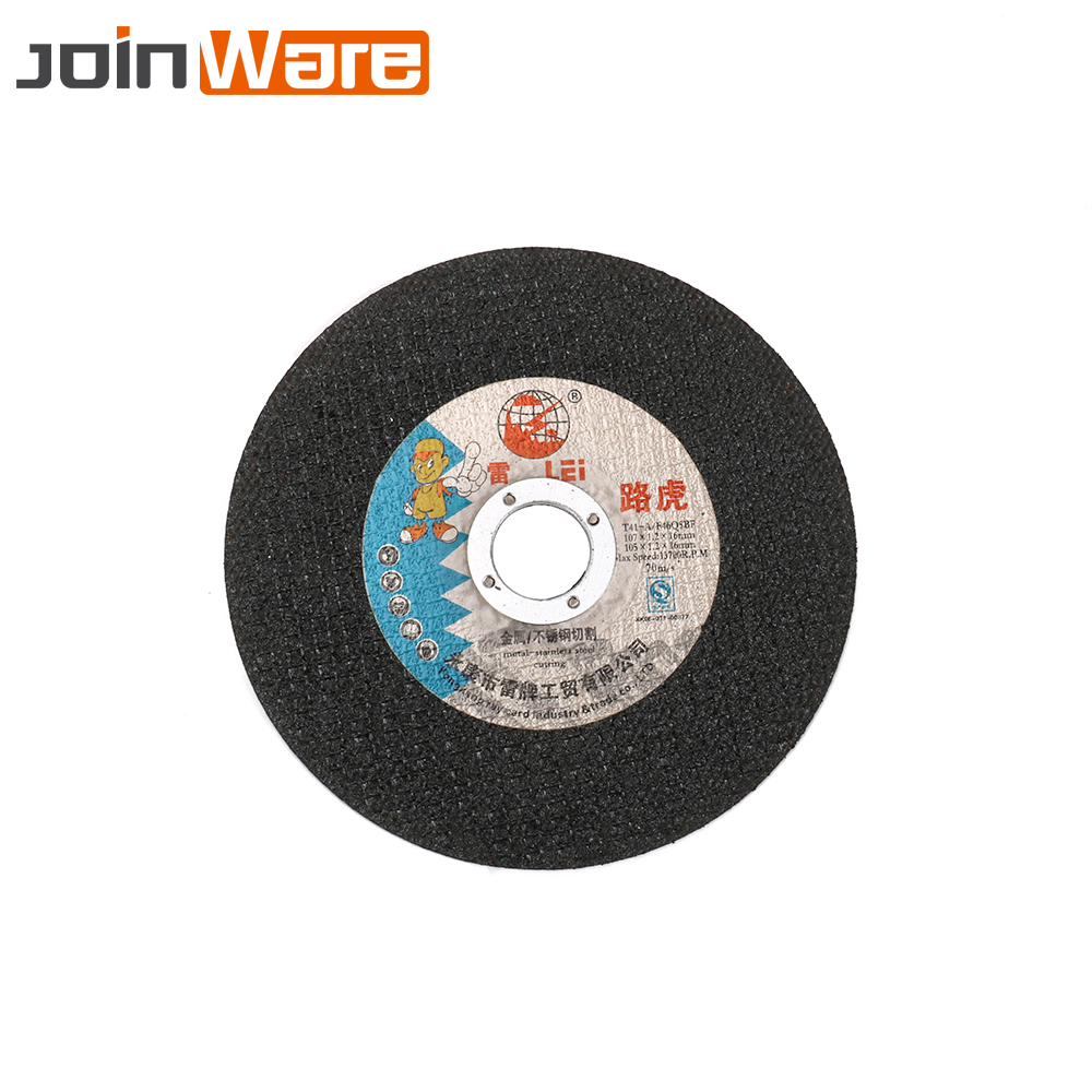 Image 4 - 105mm Resin Cut Off Wheel Cutting Disc for Iron Metal Stainless Steel Angle Grinder Grinding Wheel Blade Cutter 5 50Pc-in Saw Blades from Tools