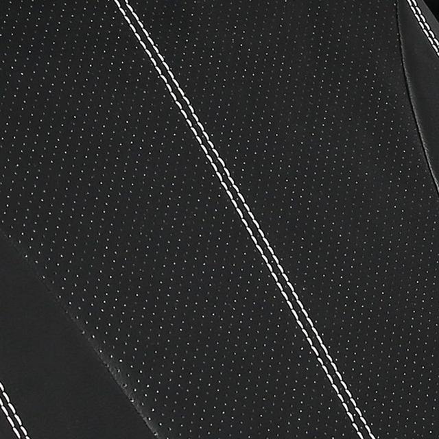 9 unids/set Auto del coche de la PU de cuero fundas de asiento impermeable antideslizante cojín del asiento espalda protectores de asiento para coche SUV Honda