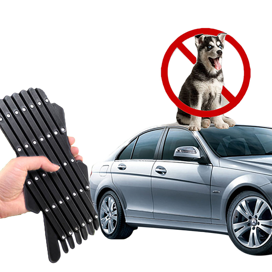 Expandable Car Window Gate Magic-Gate Dog Pet Fences Vent Window Ventilation Safe Guard Grill For Pet Travel Pet Accessories