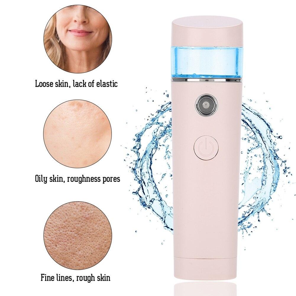 15ml Hydrogen-rich Water Nano Mist Spray Portable Face Moisturizing Atomization Sprayer