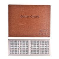 Портативная Гитара аккорды книга для народная Классическая гитара Электрический 6-string Книга в мягкой обложке