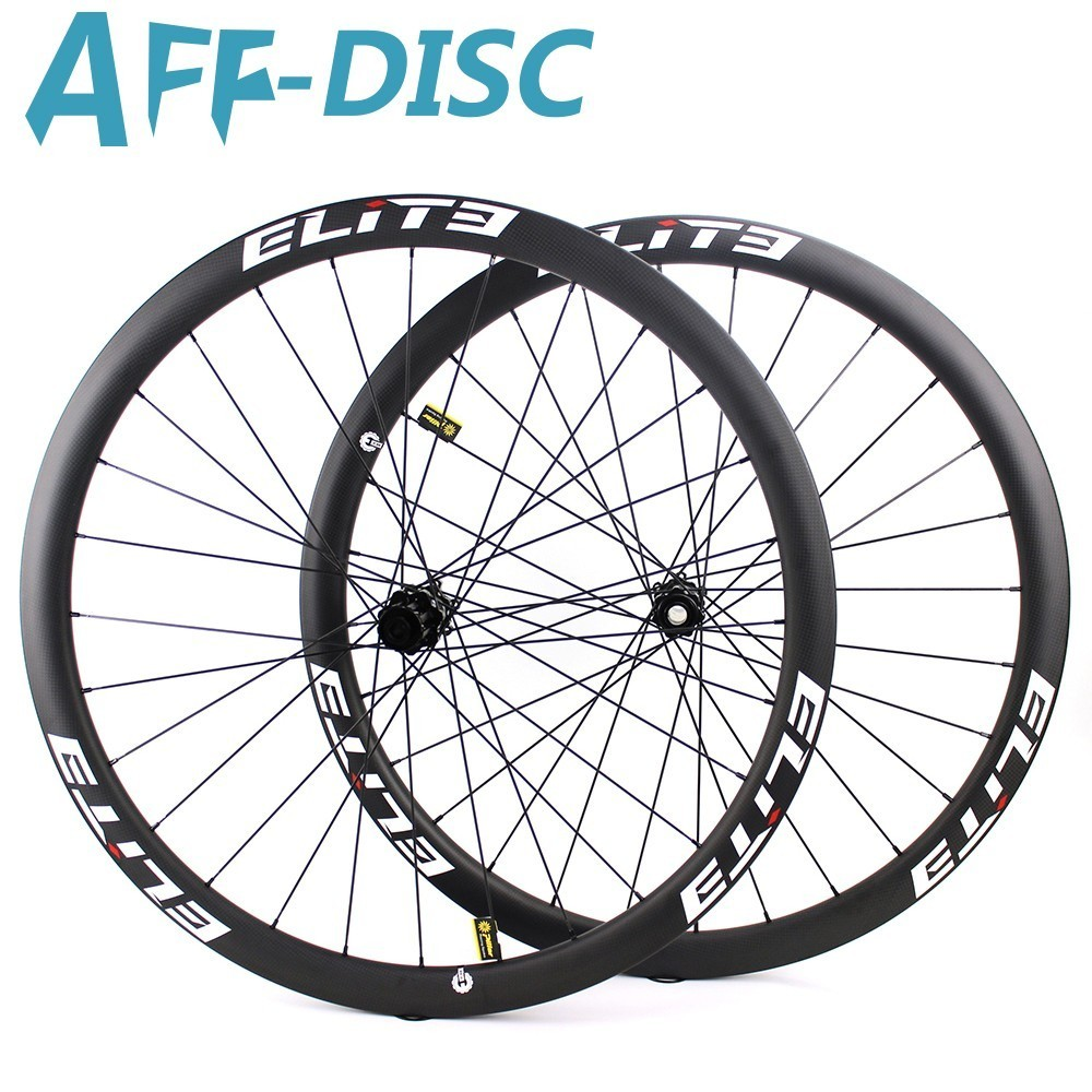 Elite DT Swiss 350 Hub Carbon Road Bike Wheel 700c Wheelset 30/38/47/50/60/88mm With Pillar 1423 Spoke Sapim Secure Lock Nipple
