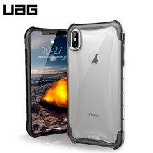 Защитный чехол UAG для iPhone XS Max серия Plyo цвет серый/111102114343/32/4