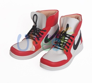 Image 3 - Miles Morales Shoes Cosplay Ultimate Spider Man Mens Boots
