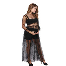 Pregnancy Clothes New Lace Dress Clothin
