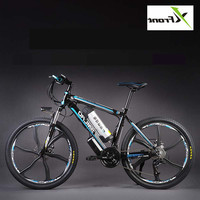Original Brand 48v 350w 12a Lithium Battery Mountain Electric Bike 27 Speed Electric Bicycle Downhill Cycling Ebike