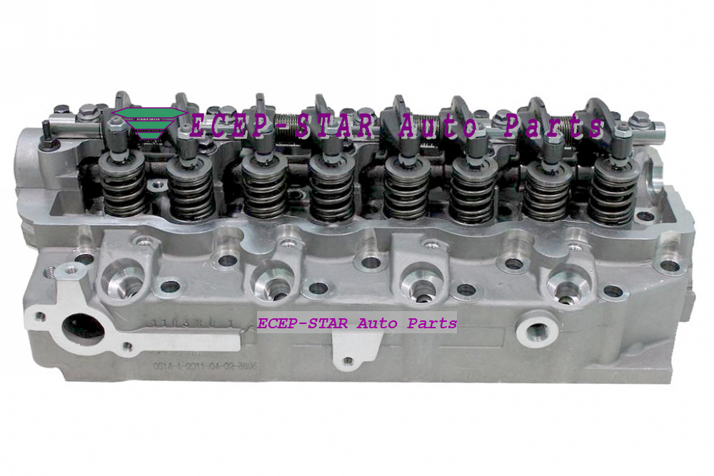 908 611 4D56 4D55 Complete Cylinder Head Assembly For Mitsubishi Montero Pajero L 200 L 300 Canter MD185918 MD109733 ME201539