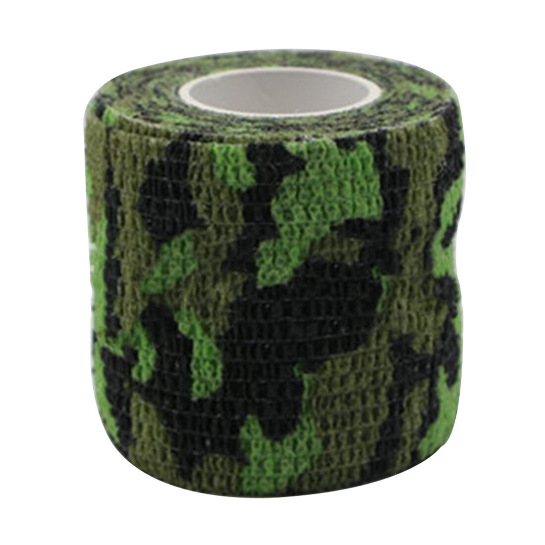 3pcs Kit 5cm*4.5m Self-adhesion Tactical  Elastic Camouflage Tape Moistureproof Sleeve Holster Protector Cover For Airsoft