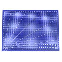A4 коврик для резки Craft карты ткани, ткани, кожаные Бумага платы линии сетки бумагорез Pad 30*22 см