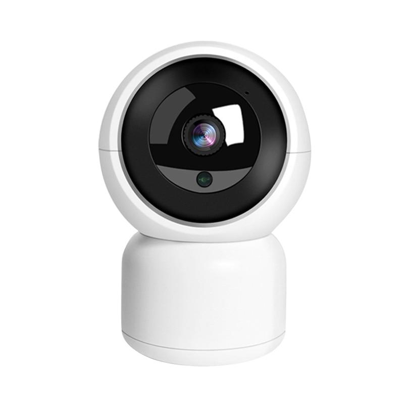 720P Ip Camera Wifi Auto Tracking Baby Monitor Home Security Ip Ptz Ir Night- Vision Wireless Surveillance Cctv Camera(US Plug720P Ip Camera Wifi Auto Tracking Baby Monitor Home Security Ip Ptz Ir Night- Vision Wireless Surveillance Cctv Camera(US Plug