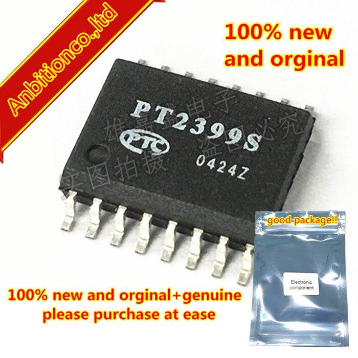 10pcs 100% New And Orginal PT2399S PT2399 SOP16 Echo Processor IC  In Stock