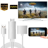 Top Hdmi Mirroring Smart Cable Hdtv Av Phone To Tv Adapter For Samsung Iphone Ipad