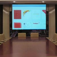 100 Portable Projector Screen 16:9 4:3 Conference Presentation HD Projection Rectangular Widescreen