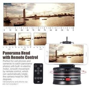 Image 5 - AFI MRA01 360 Graus Panorama profissional Cabeça do Tripé Bola de Cabeça do Tripé de Controle Remoto para a Ação GoPro Camera Smartphone