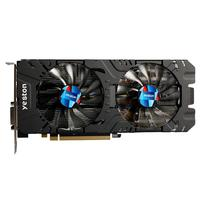 Yeston RX570 8GB 256bit GDDR5 PCI Express 3.0 Gaming Desktop Computer PC Video Graphics Cards Support DVI D HDMI DP 14nm For AMD