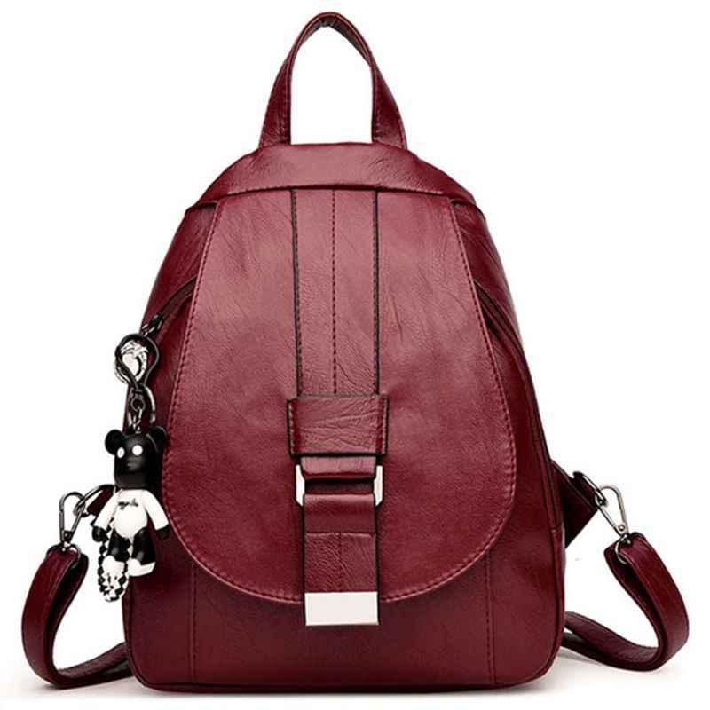 Женские винтажные рюкзаки для школы, маленькая сумка через плечо в консервативном стиле, женский рюкзак для девочек-подростков, Sac a Dos Softback, Новинка
