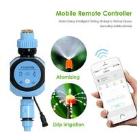 Automatic Water Timer Smart Phone Remote Garden Irrigation Controller EU/US