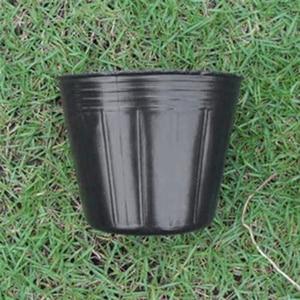 Image 5 - 100Pcs Small Mini Terracotta Pot Clay Ceramic Pottery Planter Cactus Flower Pots Succulent Nursery Pots Black Home Garden Decor