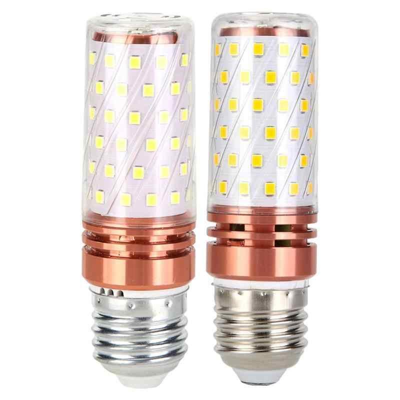 Blanc/blanc chaud E27 lumière de maïs 220V LED ampoule d'intérieur de ménage sans lampe de scintillement