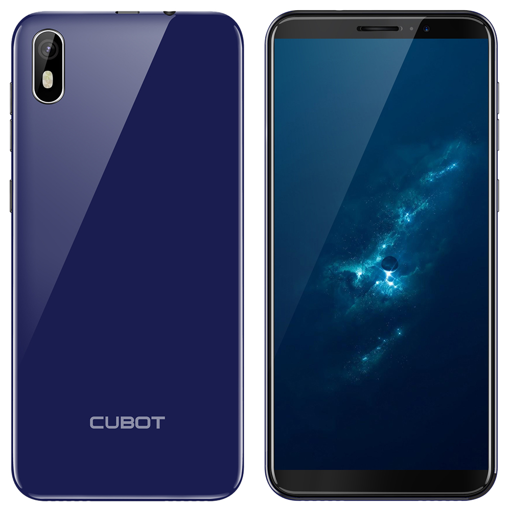 Newest Cubot J5 3G Smartphone 5.5'' Android 9.0 MT6580 Quad Core 1.3GHz 2GB RAM 16GB ROM...