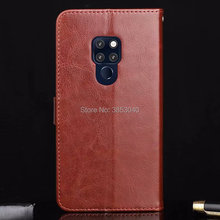 Mate 20 Lite Leather Case Premium Wallet PU Flip Drop-proof For Huawei Pro 20X